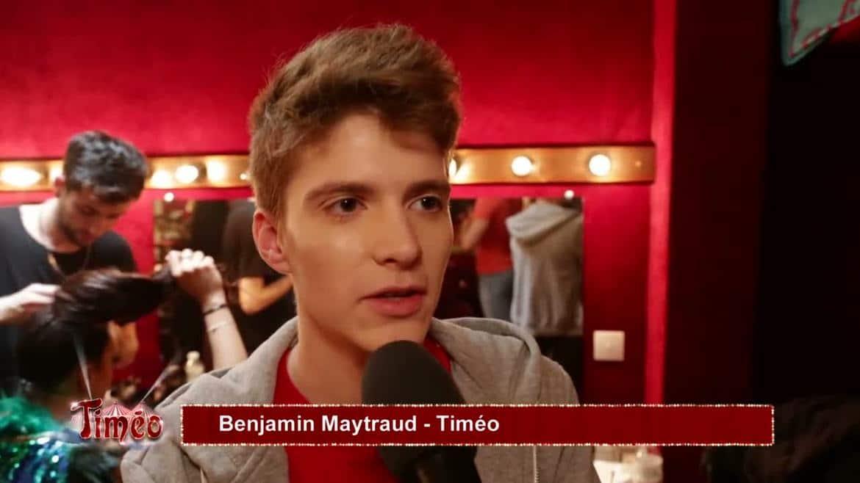 TIMÉO (Benjamin Maytraud)