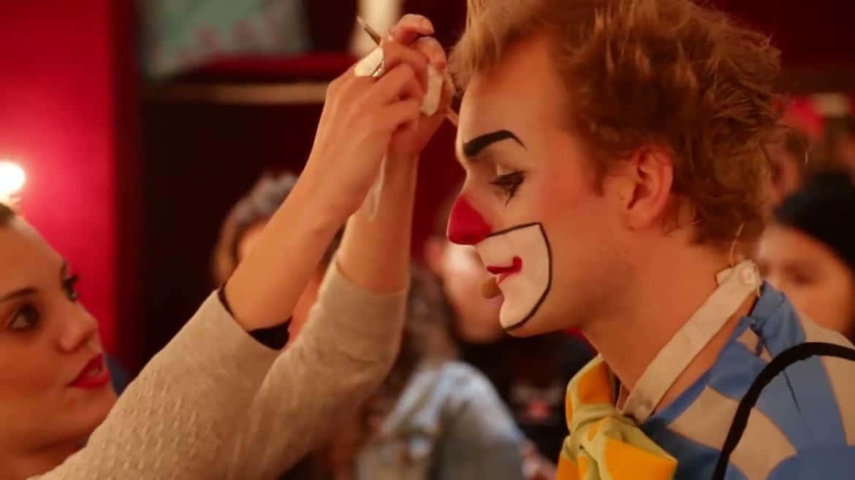 Timéo clown 2