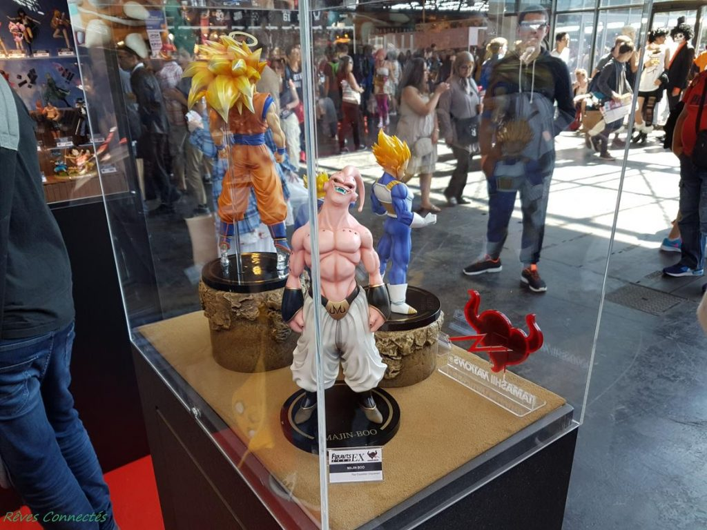 Japan Expo - Figunes Dragon Ball