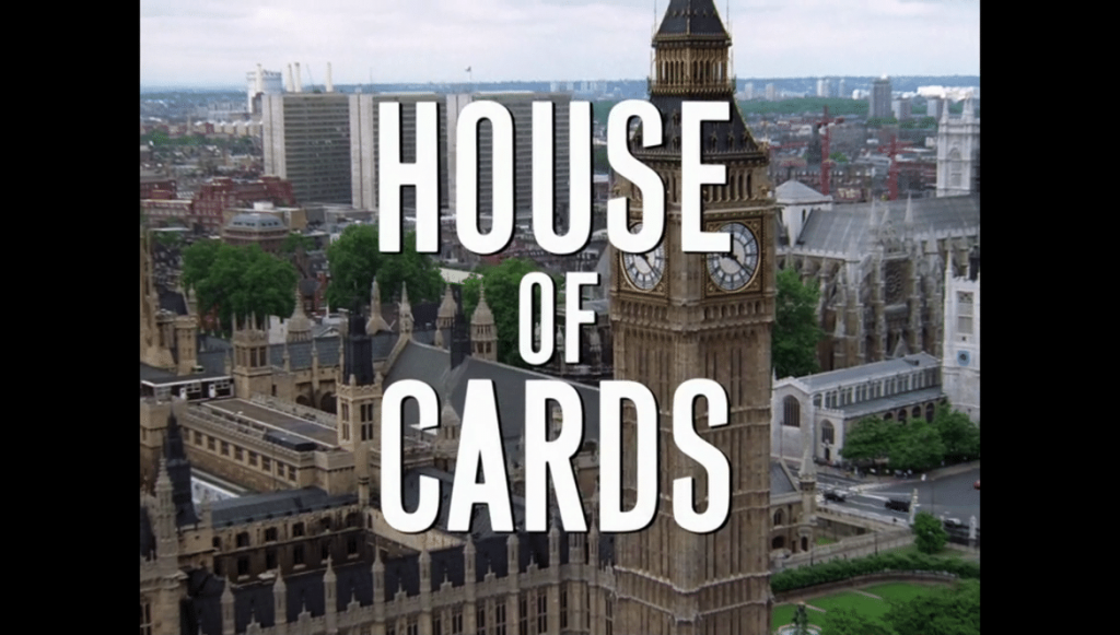 House of Cards / Londres