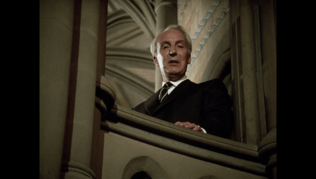 Ian Richardson dans House of Cards