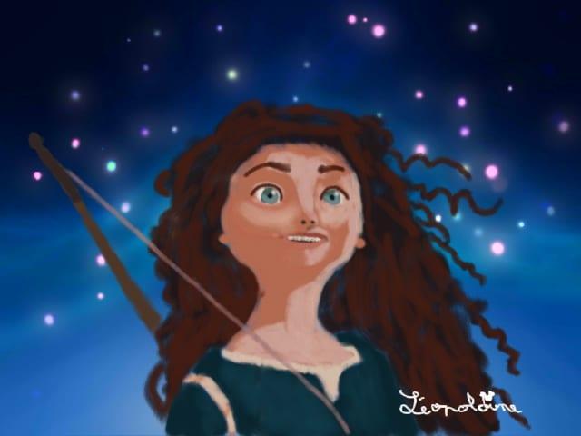 Leopoldine Reves Connectes Disney Art Academy