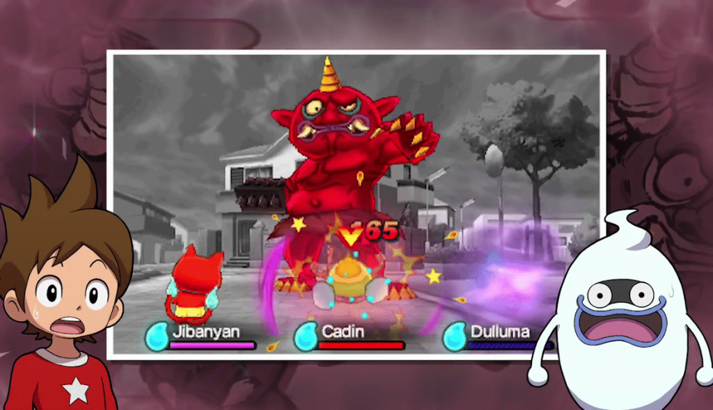 Yokai Watch 3DS