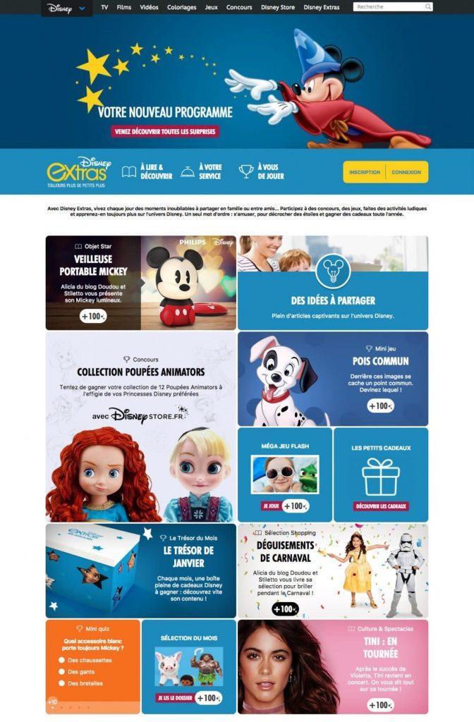 Disney-Extras-Accueil