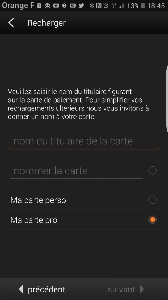 Orange-Cash-Android