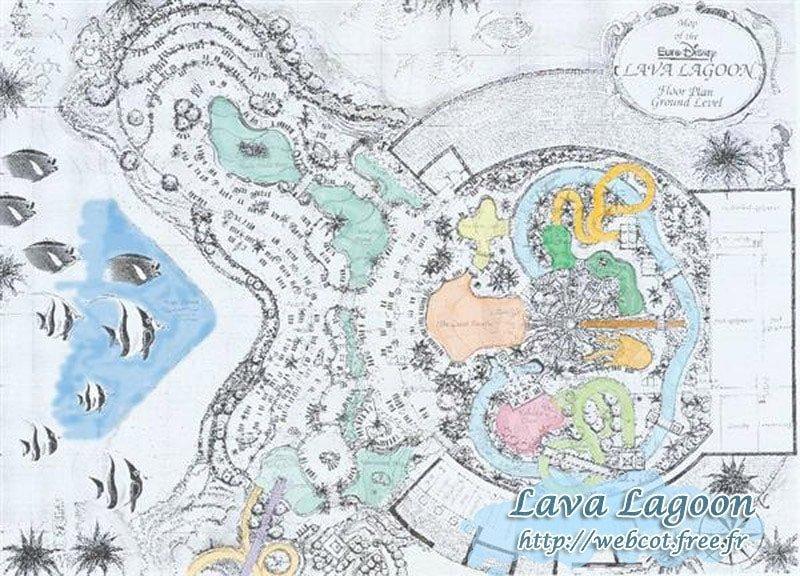 Lava Lagoon