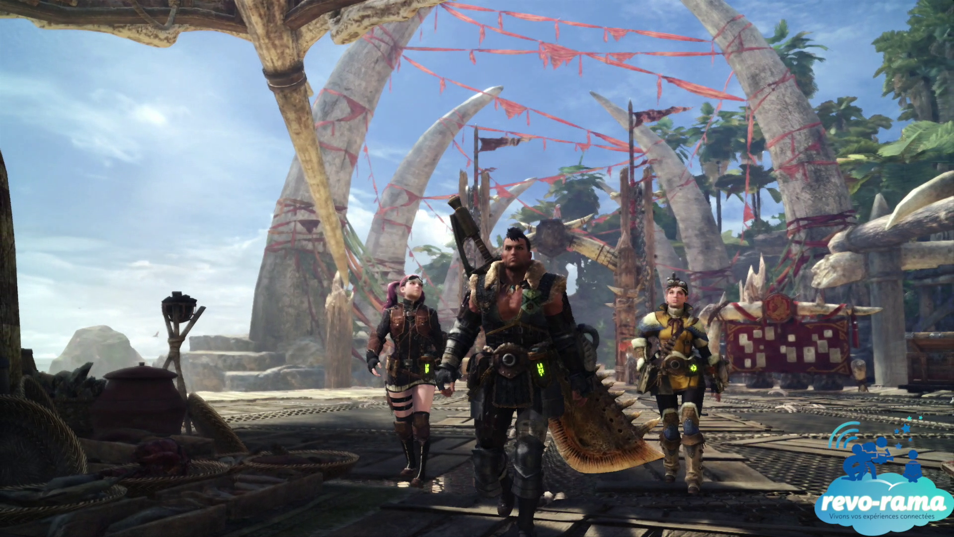 revo-rama-ps4-shadow-of-the-collossus-monster-hunter-world-bravo-team-2018
