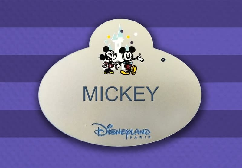 Nametag-Disneyland-Paris-Myckey-90