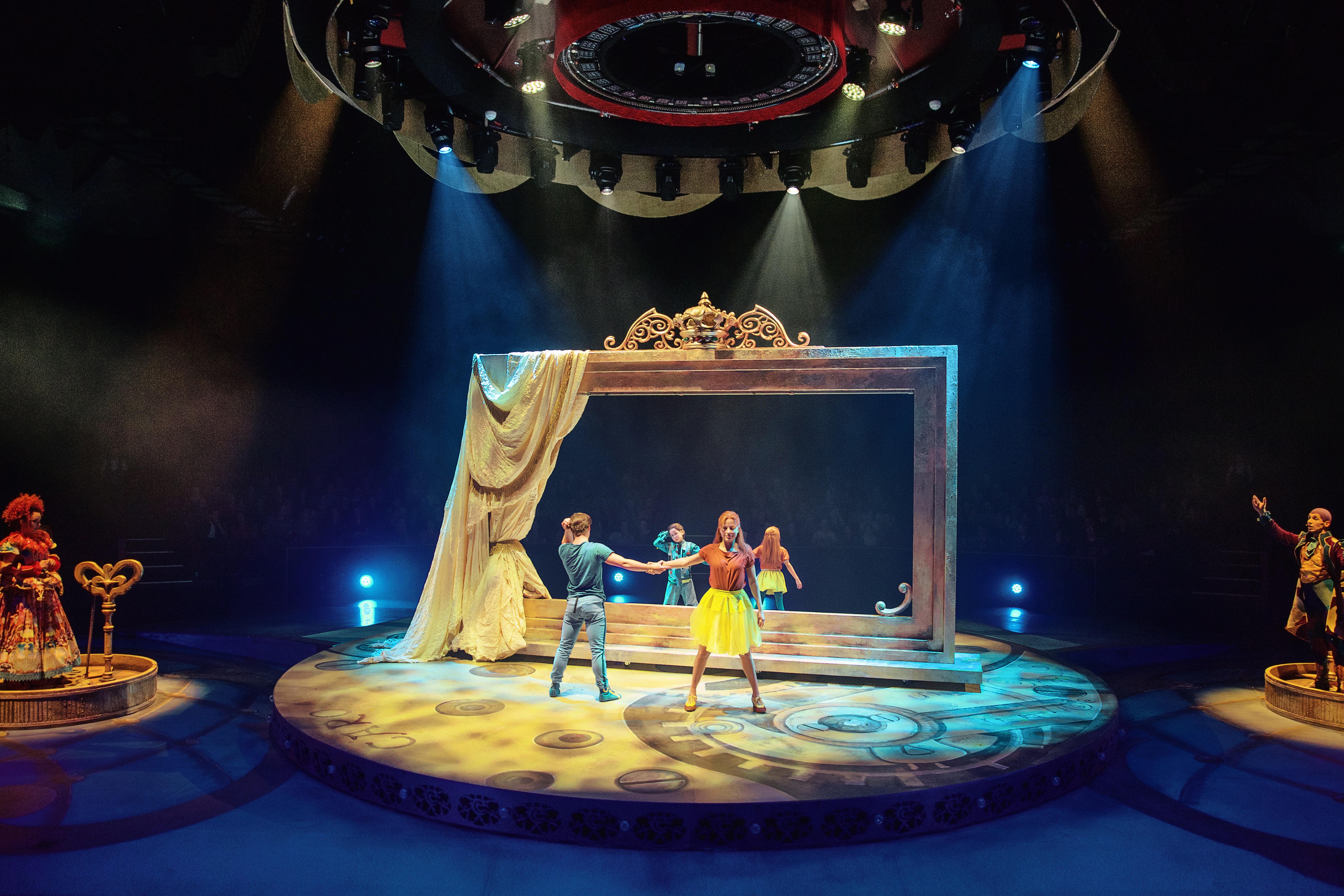 CARO - Théâtre Efteling