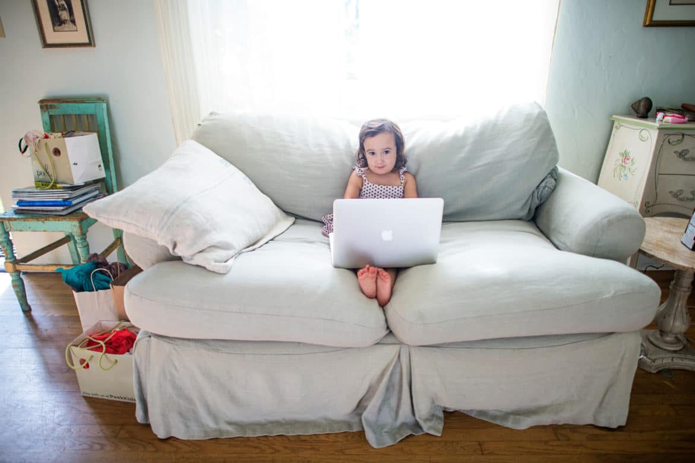 child-laptop